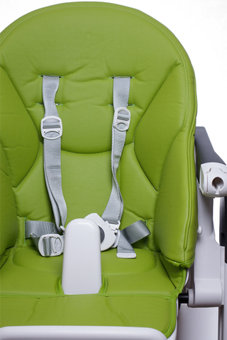 A 5-way safety harness