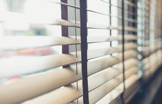 Inner cords or chains on blinds can strangle your child